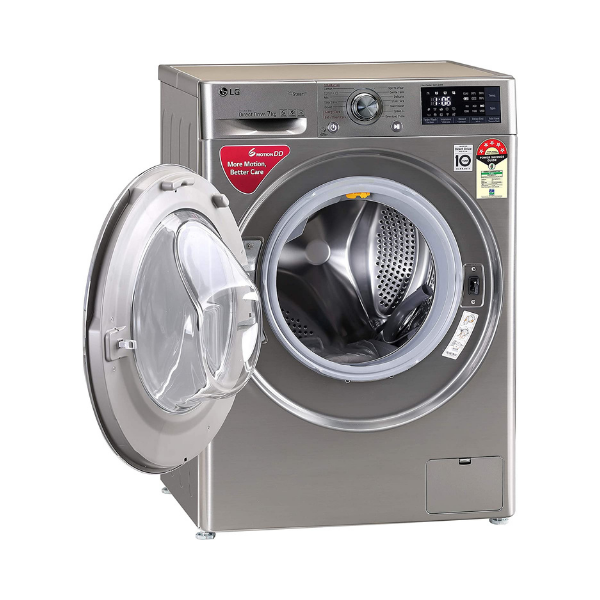 LG 7 Kg Front Loading Fully Automatic Washing Machine, FHT1207ZNS.