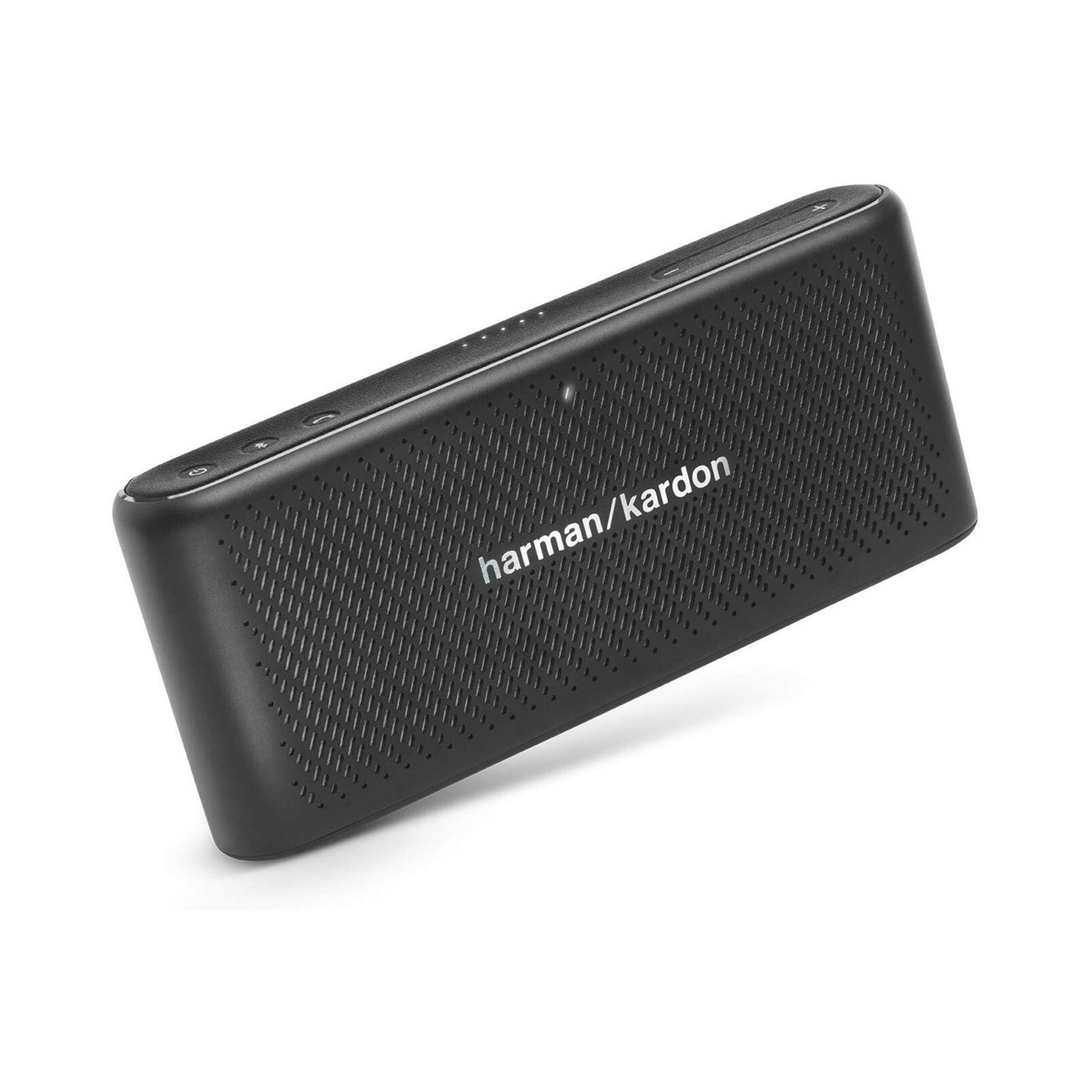 Harman Kardon HK Traveler Black Portable Bluetooth Speaker with Microphone Black