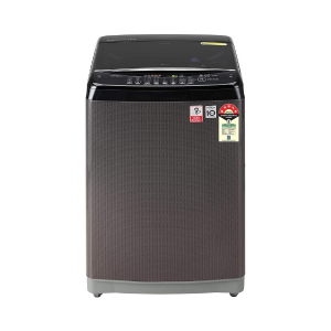 LG 7.0 Kg Inverter Fully-Automatic Top Loading Washing Machine (T70SJBK1Z, Black Knight)