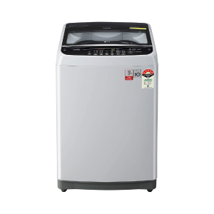 LG 7 Kg Inverter Fully-Automatic Top Loading Washing Machine (T70SNSF3Z, Middle Free Silver Colour)