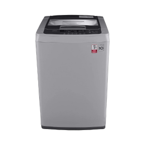 LG 7.0 Kg Inverter Fully-Automatic Top Loading Washing Machine (T8069NEDLH, Middle free Silver)