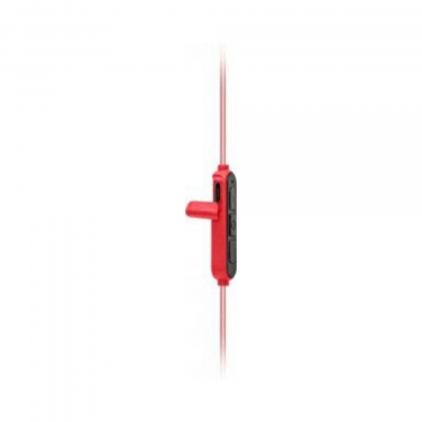 JBL Reflect Mini BT Headphone  (Red, In the Ear)