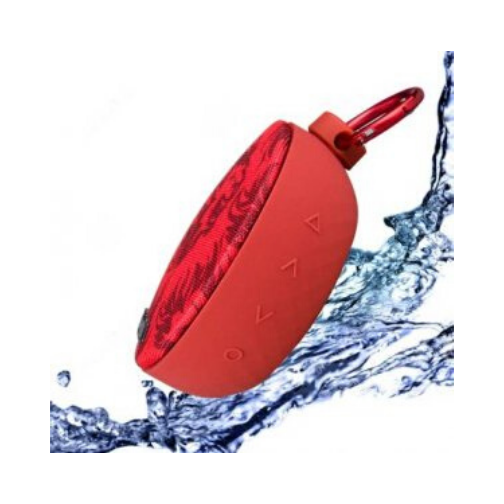 boAt Stone 260 KXIP Edition 4 W Bluetooth Speaker  (Lion Red, Mono Channel)