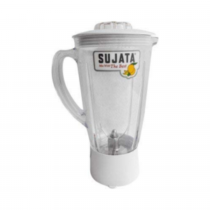 Blender Attachment of Sujata Jar (White, Standard)