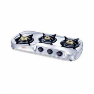 Prestige Royale Stainless Steel Gas Stove -GS 03 LE
