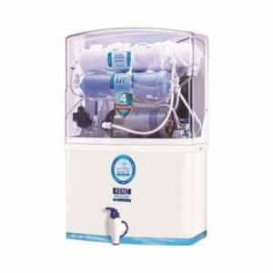 Kent PRIDE(11004) 8 L RO + UF Water Purifier  (White & Blue
