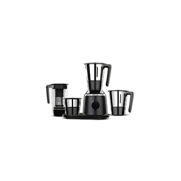 Butterfly Spectra 750-Watt Mixer Grinder with 4 Jar (Black)