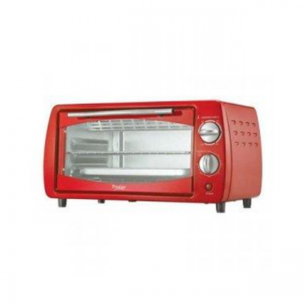 Prestige Oven-Toaster-Grill POTG 9L RED