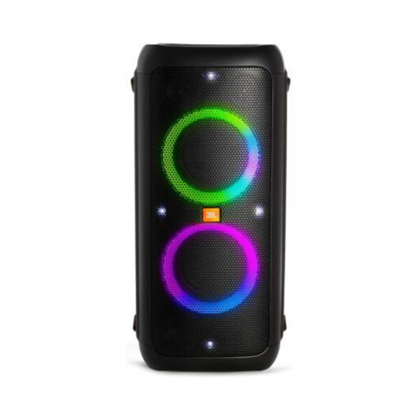 JBL Party Box 300 Bluetooth Party Speaker  (Black, Stereo Channel)