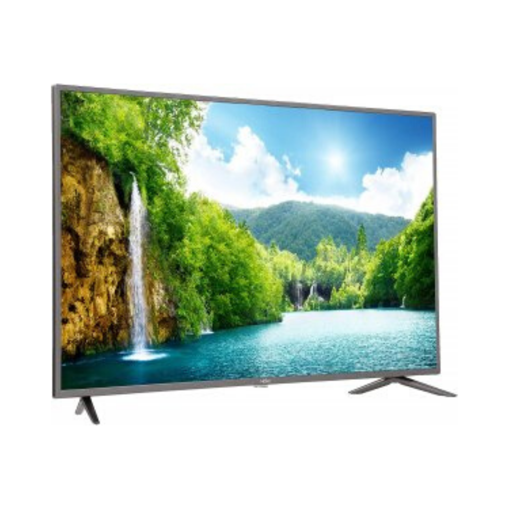 Haier 108 cm (43 inches) Full HD LED Smart TV LE43F9000AP (Platinum)