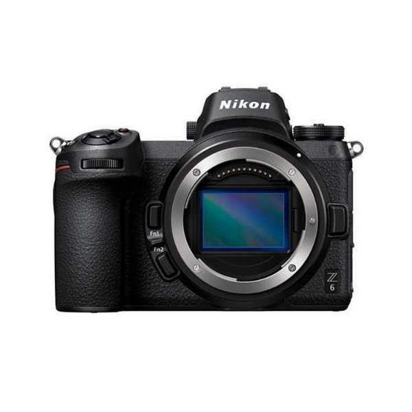 Nikon Z6 Mirrorless Camera Body with Mount Adapter FTZ