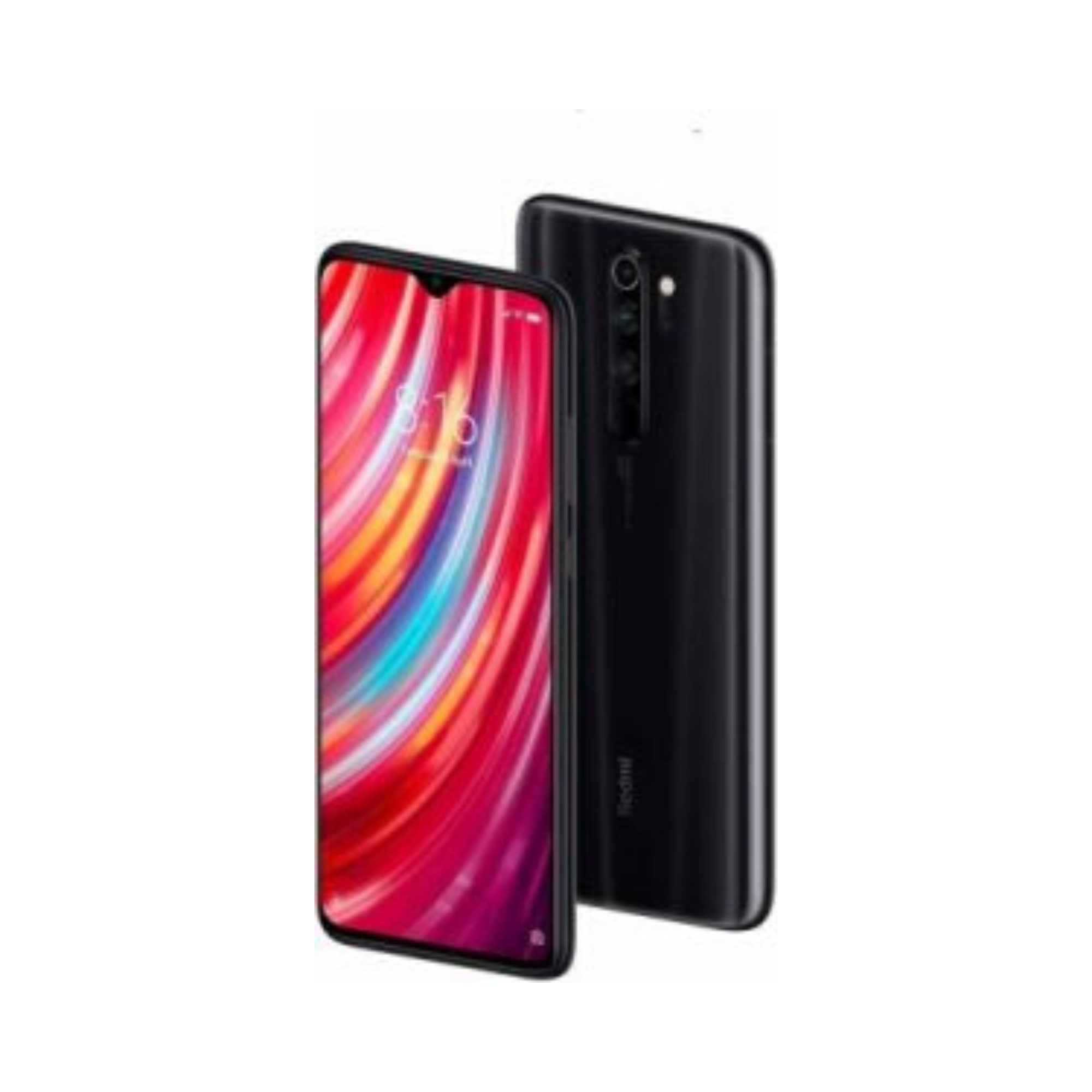 Redmi Note 8 Pro (Shadow Black, 64 GB)  (6 GB RAM)