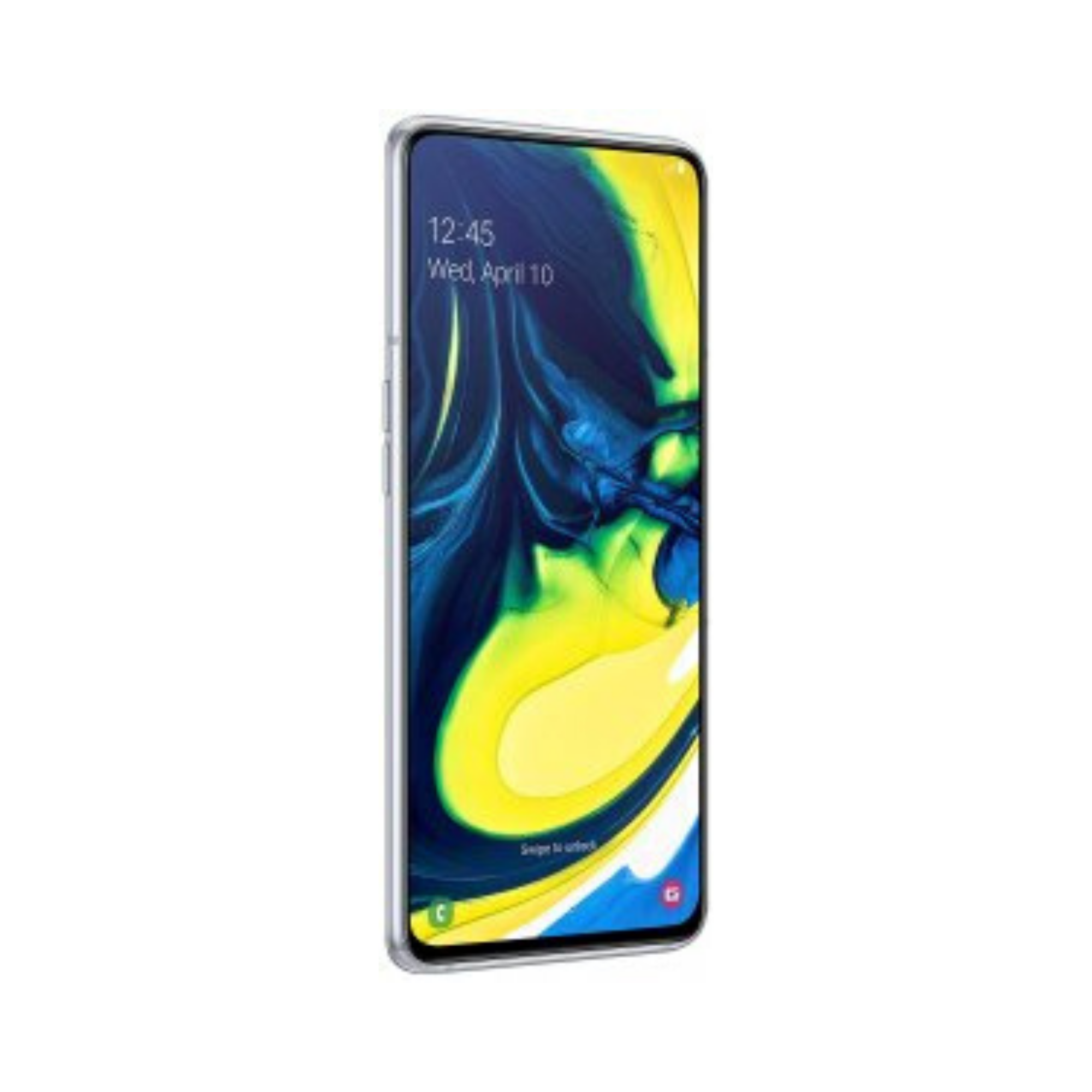Samsung Galaxy A80 Ghost White, 8GB RAM, 128GB
