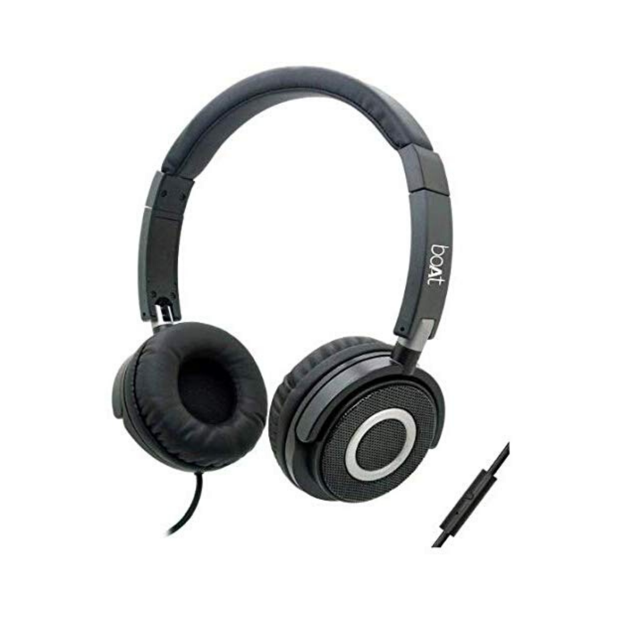 DivStylz Boat BassHeads 910 over-The-Head Headphone with Mic