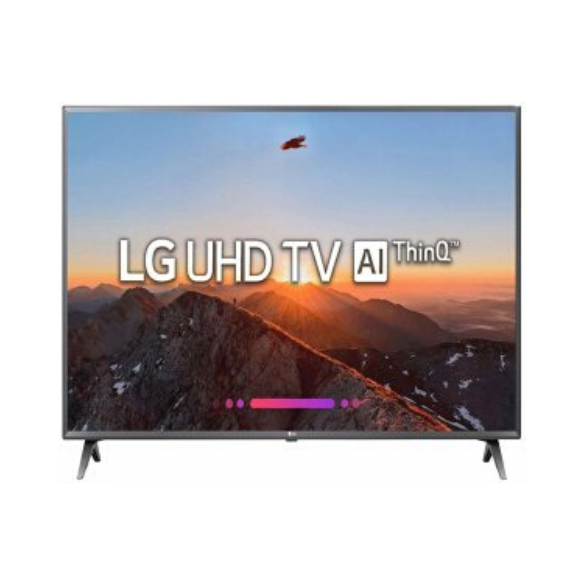 LG 108 cm (43 Inches) 4K UHD LED Smart TV 43UK6560PTC (Black) (2018 model)